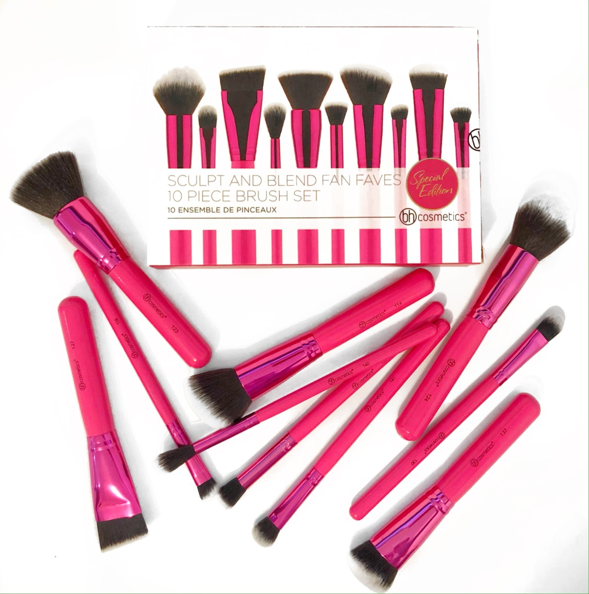 BH Cosmetics: Sculpt + Blend Brush Set. – Everythingbeauty992